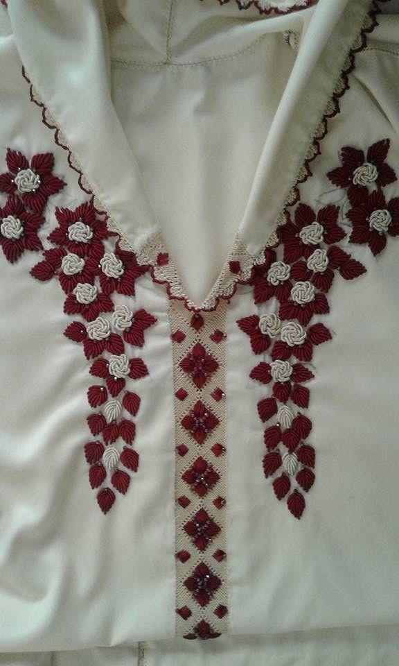 Couture et Broderie Maroc - الخياطة و الطرز المغربي