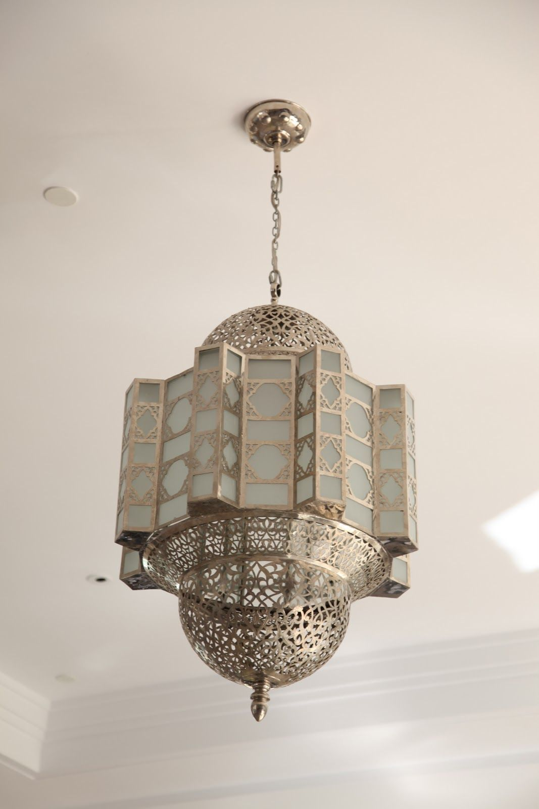 Moroccan style chandelier for the home pinterest lights moroccan style chandelier arubaitofo Choice Image