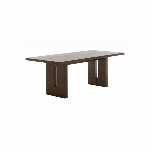 Leather Sofa Repair Ocala: Nuevo Nico Dining Table - Small