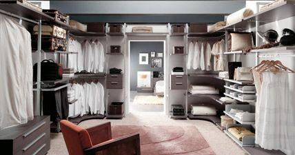 Los básicos para el orden en el armario