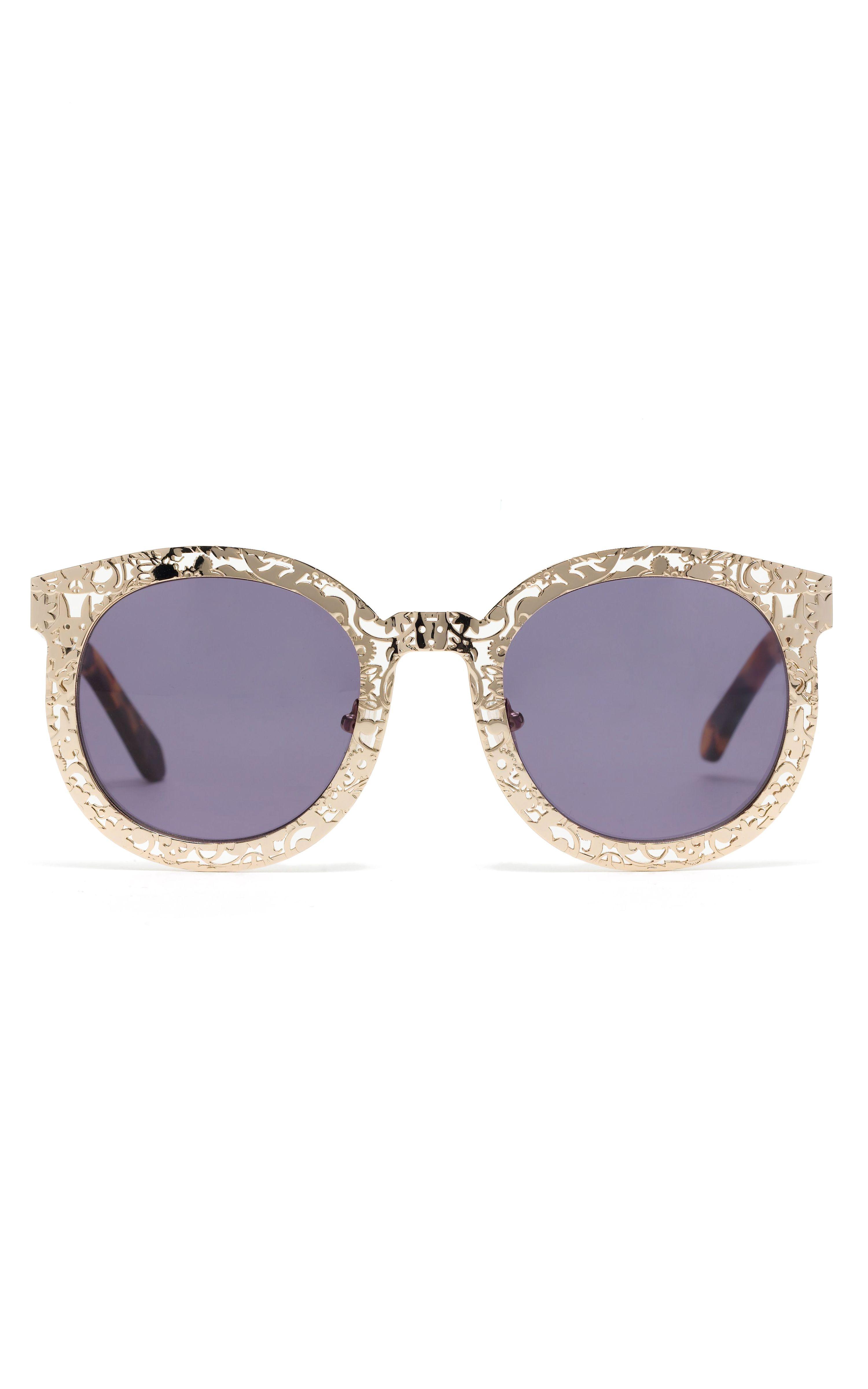 Lace Frame Glasses / Karen Walker