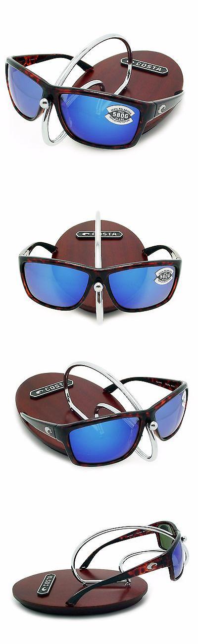 e06c8967c7 Sunglasses 151543  Costa Del Mar Mag Bay Tortoise And Blue Mirror Glass 580  New 580G