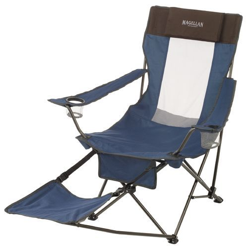 Folding Chair With Footrest The Salon And Spa Harrington De Magellan Reclining From Acadmey Products I Love