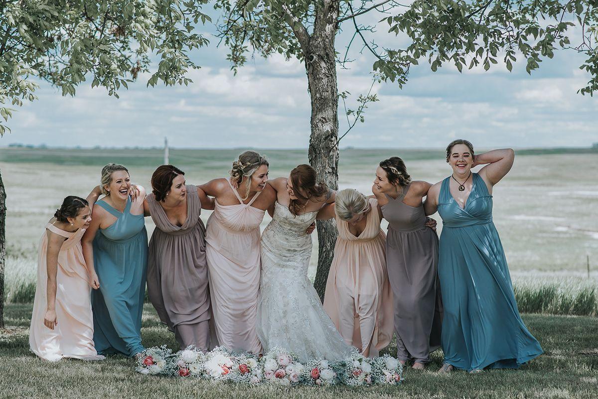 Fancy Bridesmaid Black Dress Elaboration - All Wedding Dresses ...