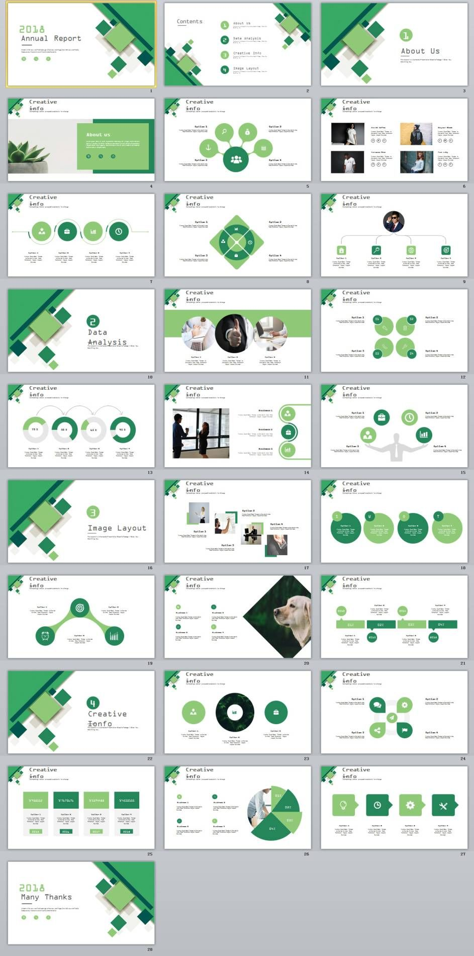 28 green business annual report charts powerpoint template 28 green business annual report charts powerpoint template friedricerecipe Choice Image