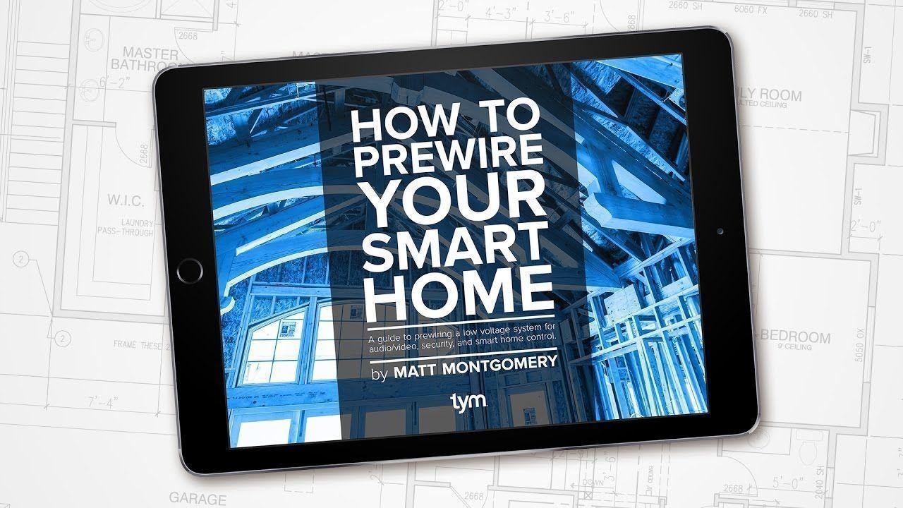 Award-winning home technology designer Matt Montgomery details step ...