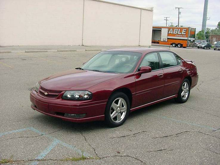 General Motors Is Recalling 1 283 340 Older Sedans And Coupes In The U S The Affected Models Are Chevrolet Lumina 2004 Chevrolet Impala Chevrolet Monte Carlo