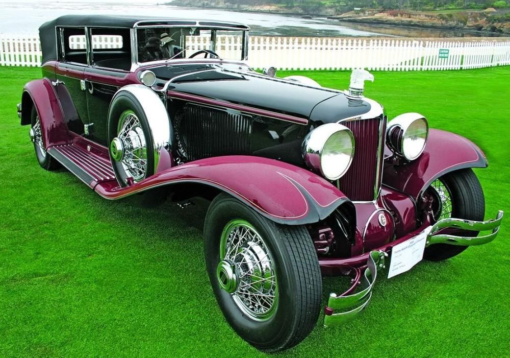Top 100 American Collector Cars of All Time -/ 1929-32 Cord L-29 ...