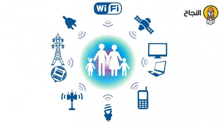 تأثير الحقول الكهرومغناطيسية على الصحة العامة Wifi