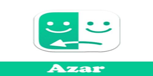 تحميل برنامج آزار 2020 تنزيل تطبيق Azar للكمبيوتر وللاندرويد وللايفون القديم Apk تهكير Gaming Logos App Logos