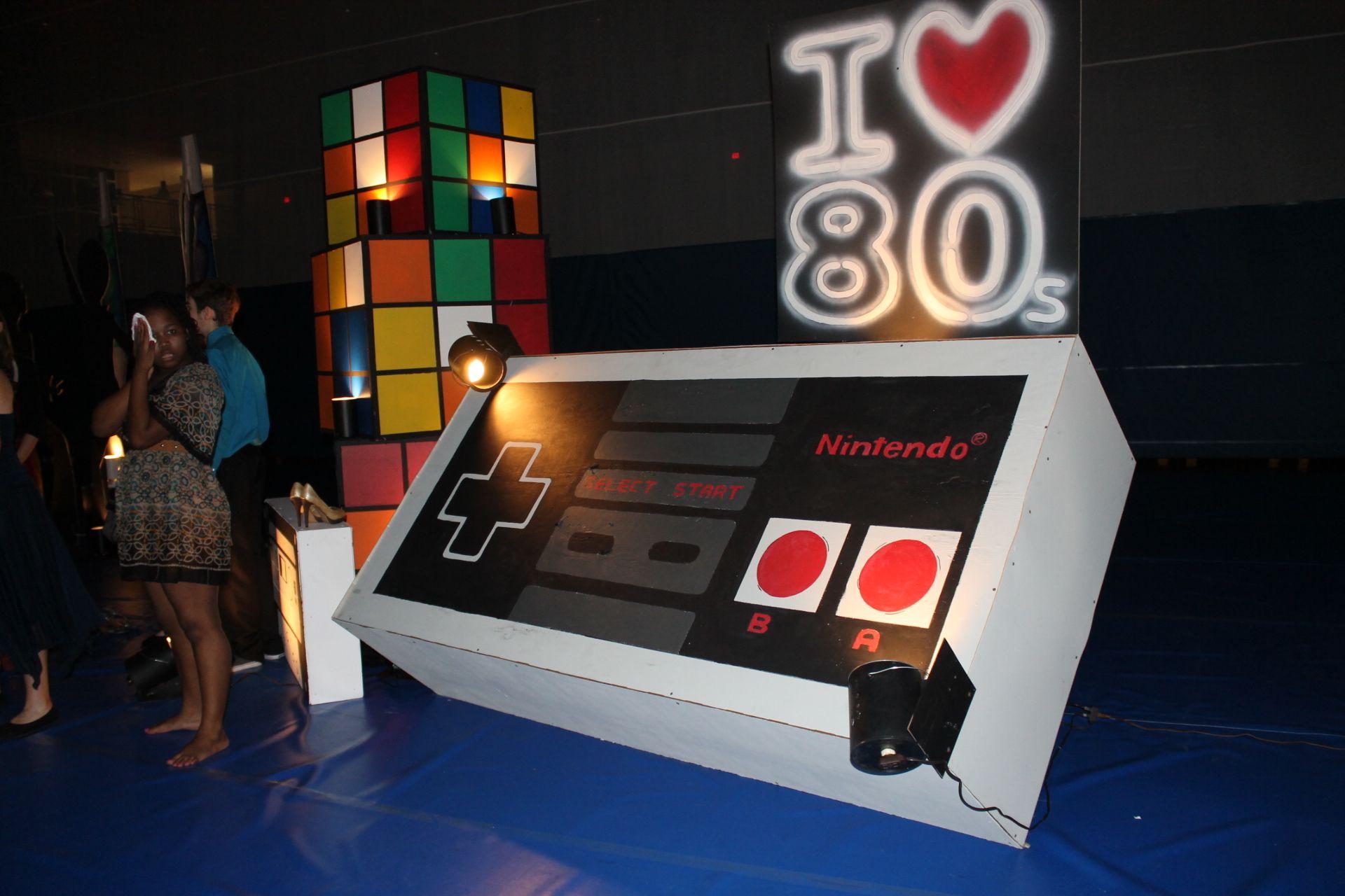 CASHS Arcade games, dance, Gaming