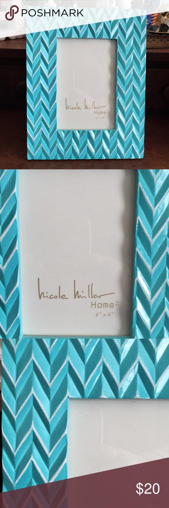Nicole Miller Home Photo Frame Valoblogicom