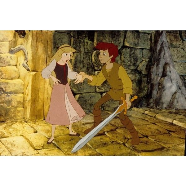 Photos from The Black Cauldron ❤ liked on Polyvore featuring disney, the black cauldron and black cauldron