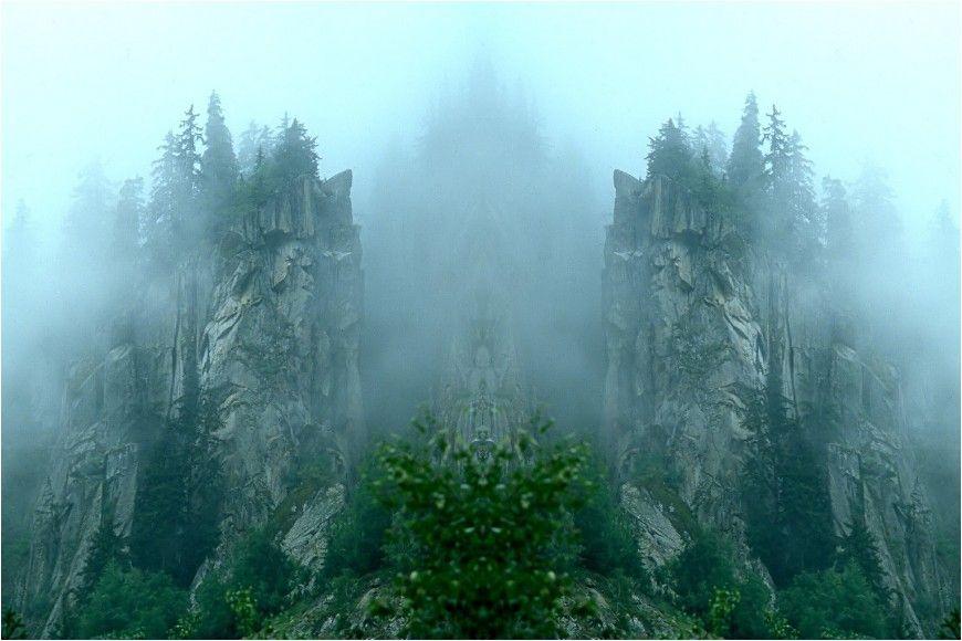 Landschaftscollagen 12