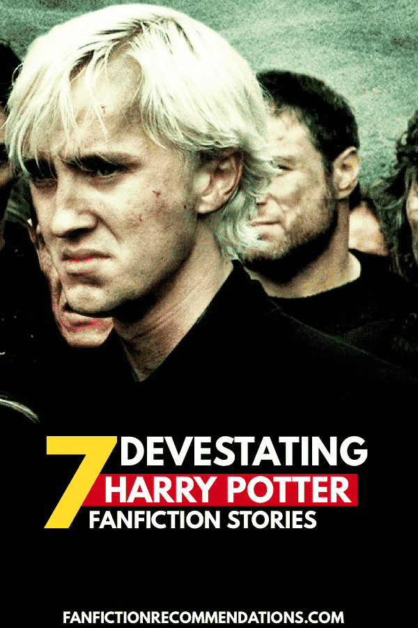 7 Devastating Harry Potter Fanfiction Stories That Ll Shock You To Your Core Harry Potter Ginny Weasley Harry Potter Fanfiction Harry And Ginny Fanfiction