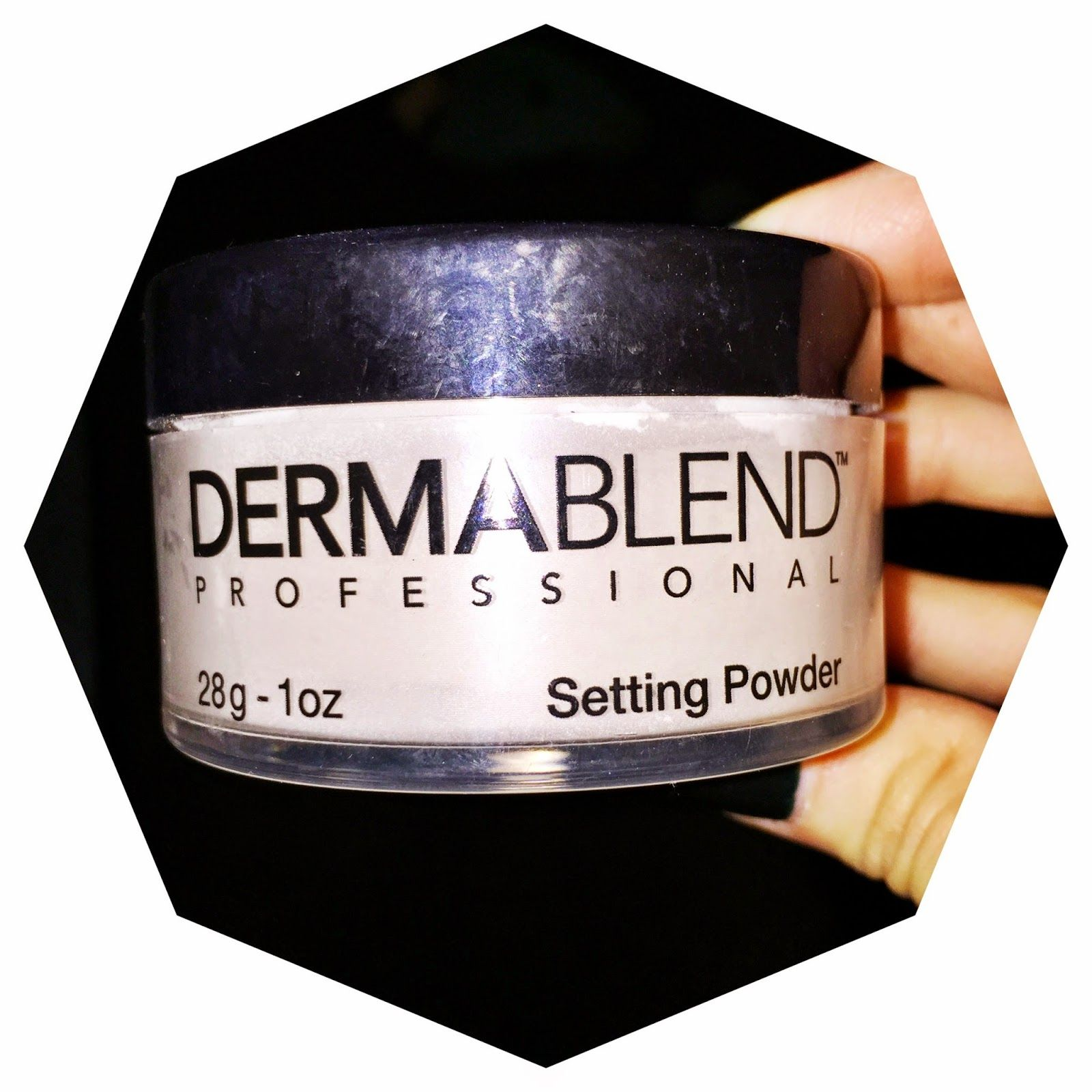 Dermablend Professional setting powder! Check this out at