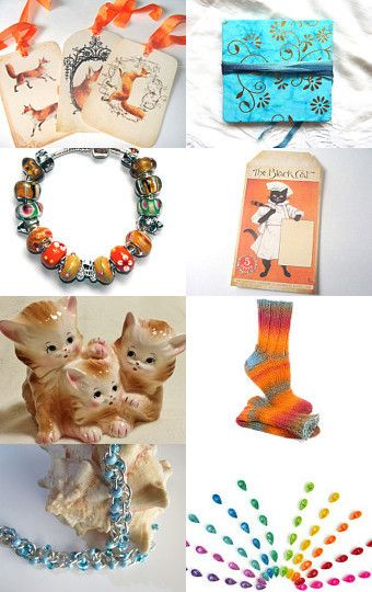 Bright Ideas by Rebecca on Etsy--Pinned with TreasuryPin.com