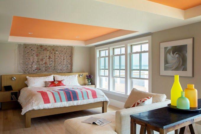 beach house bedroom | Andra Birkerts Design