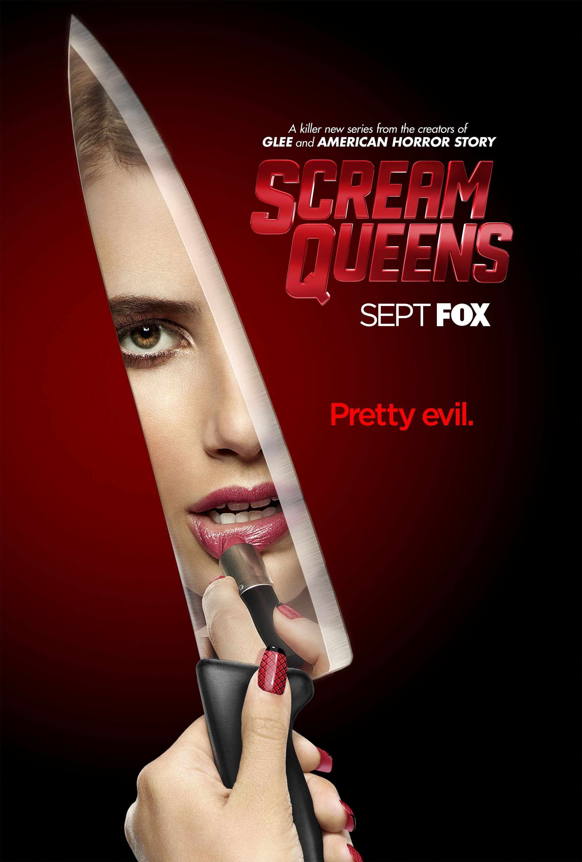Emma Roberts as Chanel Oberlin. | Posters/Promos | Pinterest ...