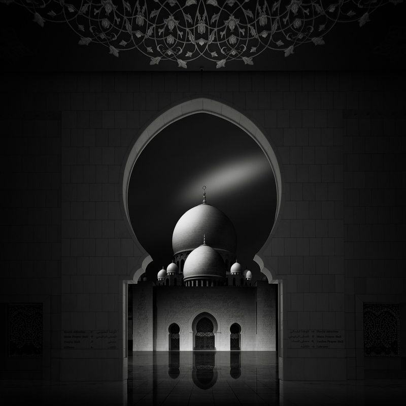 sheikh zayed mosque by Ronny Behnert on 500px