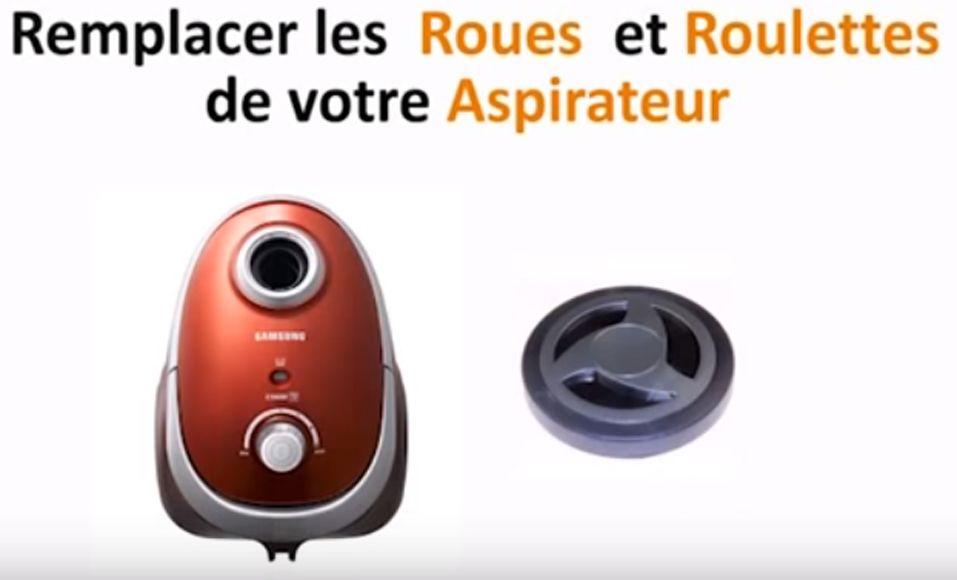 Diy Changer La Roulette Et La Roue De Son Aspirateur Avec Images Roulette Roue Aspirateur