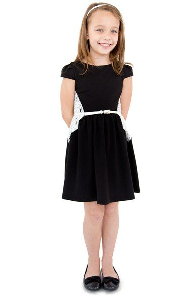 Collection Little Girls Black Dress Pictures - Reikian