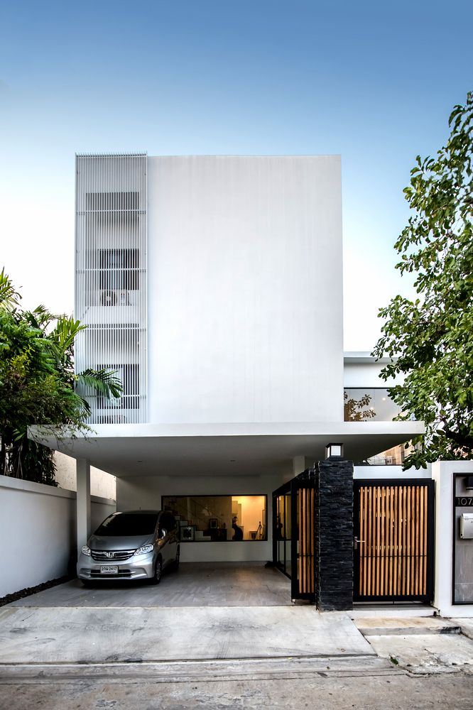 Kradoan house thiti ophatsodsai interior design pinterest ph and architecture also rh
