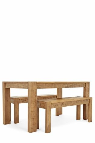 Haversham Pine Dining Table And 6 Upholstered Chairs Buy Olney