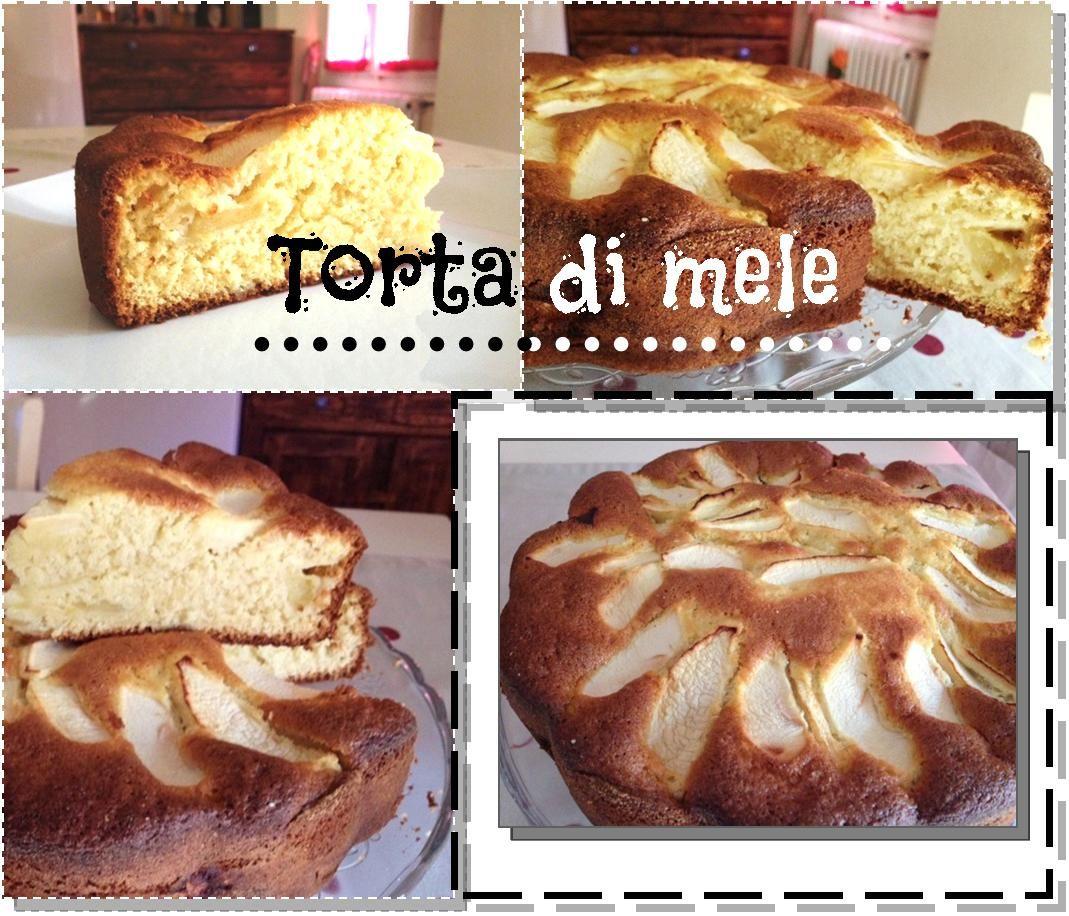 Torta di Mele - Apple Pie - Pommes -