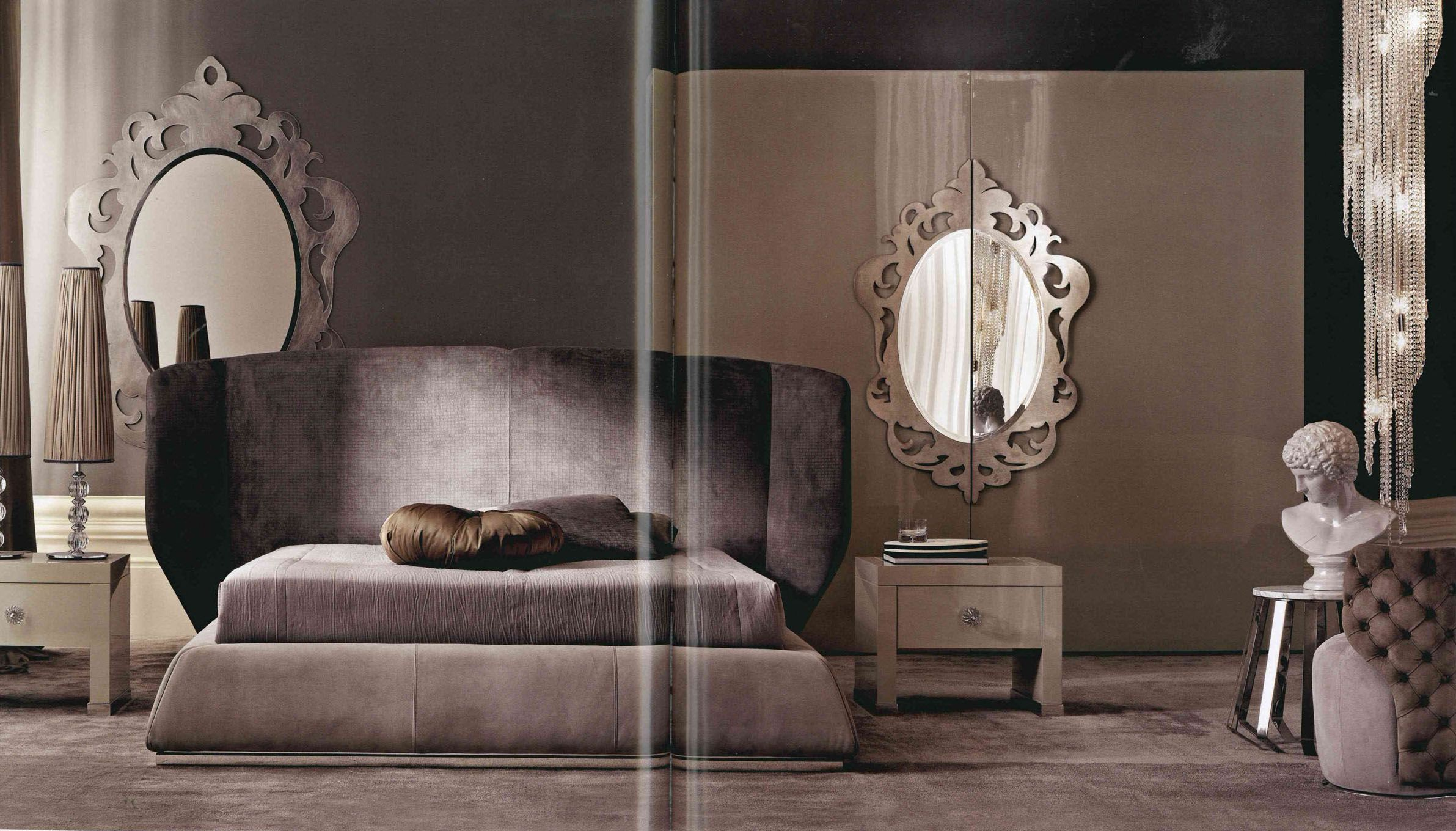 glamour interior - Buscar con Google | BED | Pinterest | Glamour ...