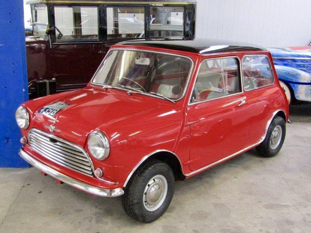 fa5a9b422af eBay:: Morris Mini Cooper 'S' 1964 MK1 ( Austin Mini Cooper ...