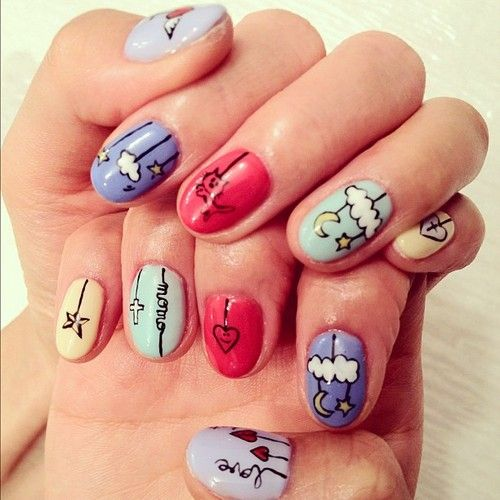 mobile nails :)