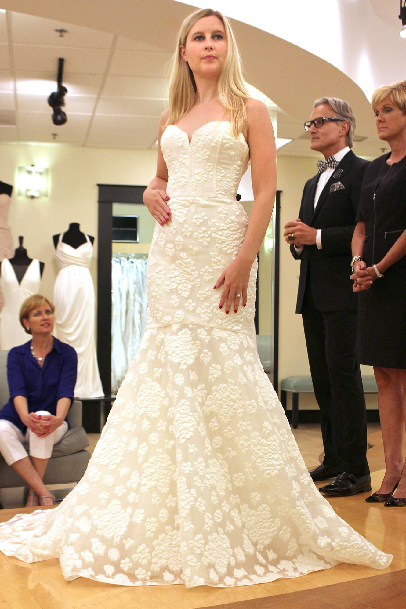 Featured Wedding Dresses from Season 9: Part Two | White silk, Gowns ...