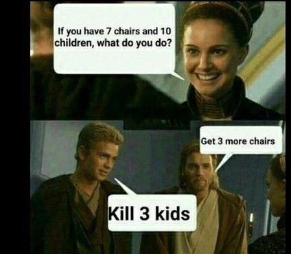 It S Math Star Wars Humor Star Wars Memes Star Wars Jokes