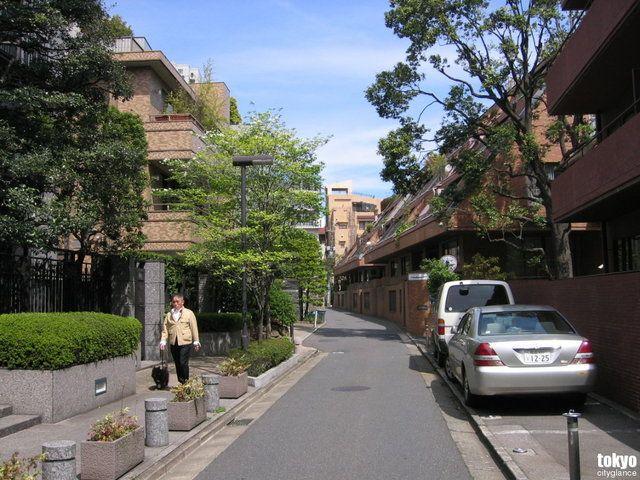 Aoyama Neighborhood