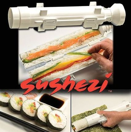 Heck Ya! We used our new SUSHEZI tonight and it was AWESOME! Perfect sushi rolls without the hassle! A MUST have for any sushi lover wanting to make at home!