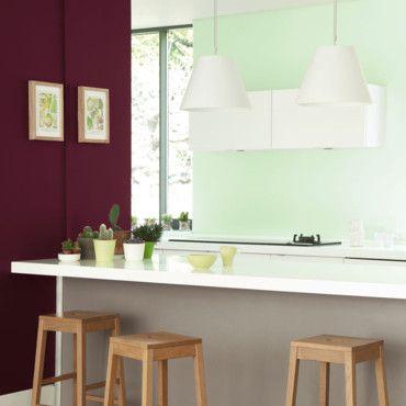 Peinture  Les 50 Couleurs Vives À La Mode En 2012  Des Murs Glamorous Modern Kitchen Design Trends 2012 Design Inspiration