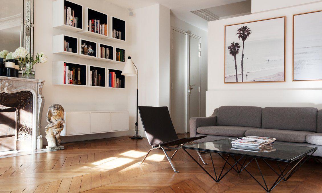 Constance baudeau et marius 5 ans jacques 4 ans home for Interni parigini