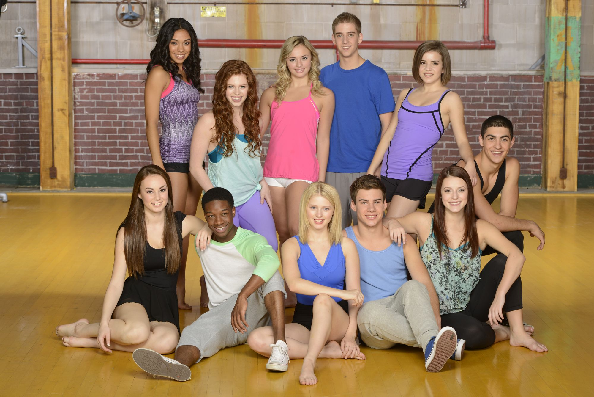 Here is The Next Step Cast Season 2! #2   Dancers   Step ... - photo#39