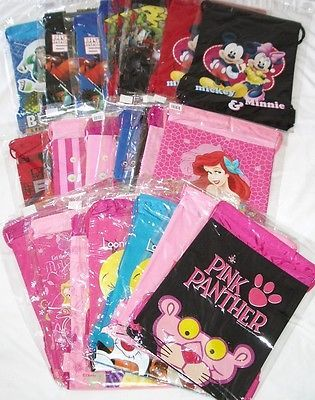 Girls Character Backpacks
