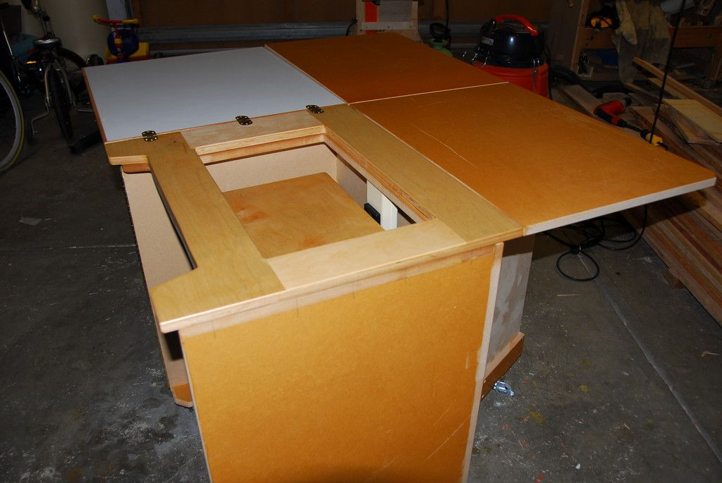 Sewing Machine Table Plans The Circular Espresso Desk Can Be Beloved Of Several Inside Creative Styleers That Would Not