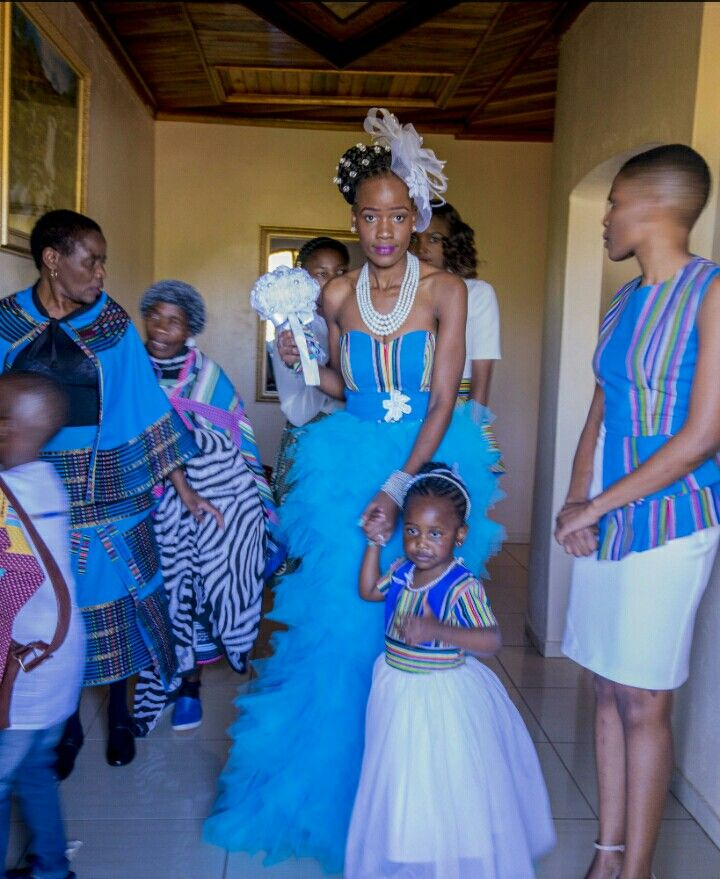 Venda bride being escorted | Weddings in 2019 | Prom ...