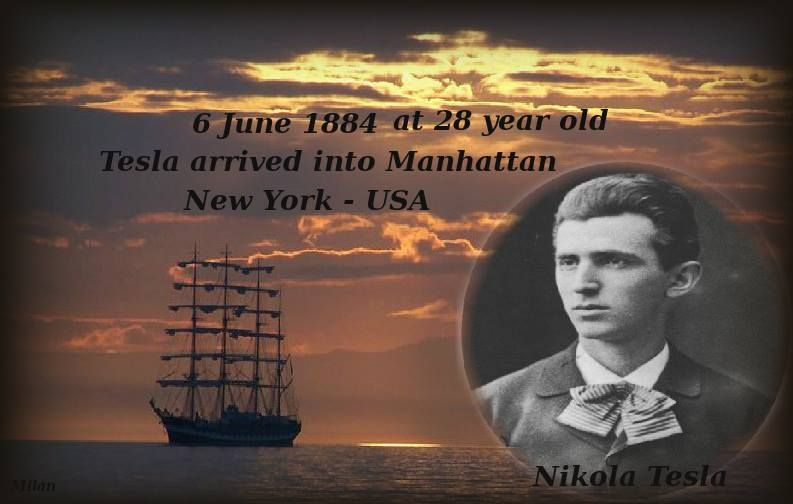 """NIKOLA TESLA...........PARTAGE OF MILAN GRUBISIC..........ON FACEBOOK...........Considered one of the greatest scientists in the history of technology, having filed some 300 patents covering a total of 125 inventions (which will be for many of them wrongly attributed to Edison) and have described new methods achieve """"energy conversion"""" .........."""