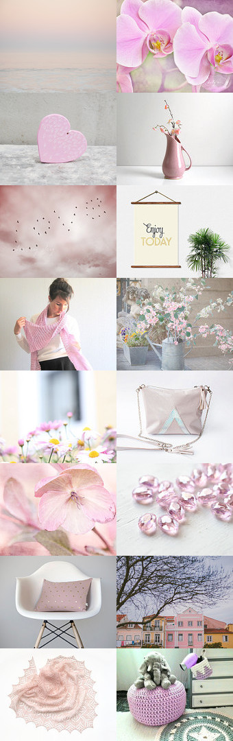 Favourite Things by Ana Cravidao on Etsy-  #etsygifts #etsyfinds #gifts #photography #print #wallart #homedecor #buyonline #buyart #pastel #pink #Flowers
