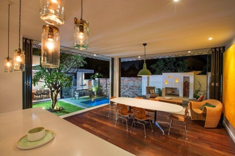 Dise o de interiores arquitectura antigua casa de campo - Interiores casa de campo ...