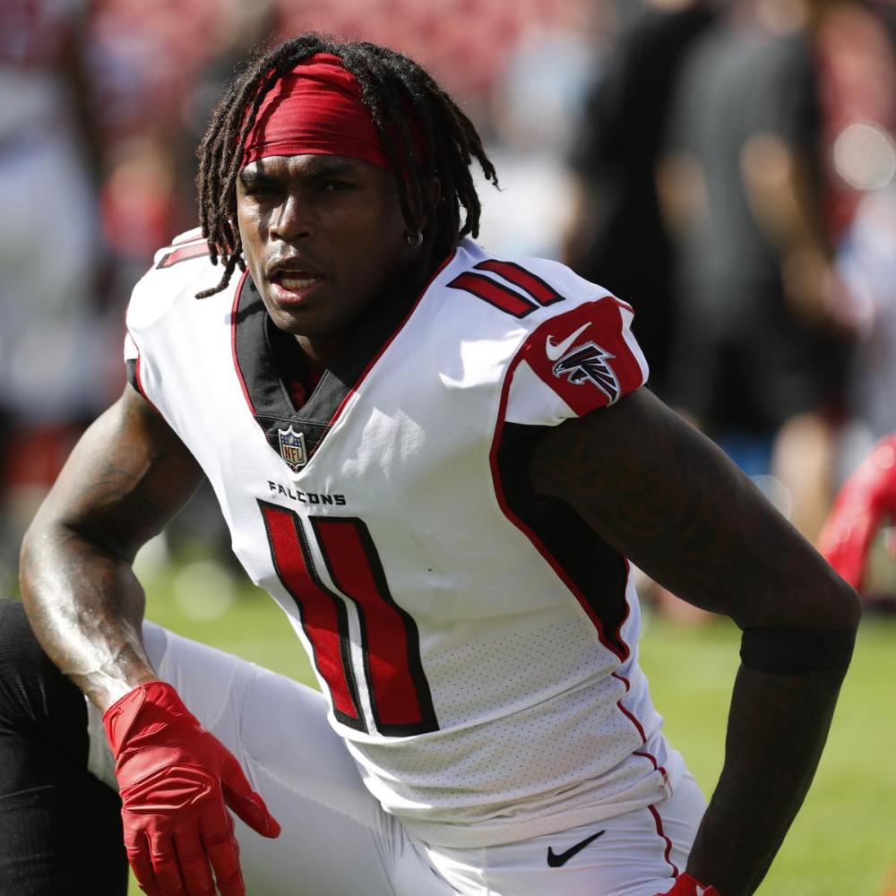 Report Falcons Confident Of Julio Jones Contract Extension Before Training Camp Julio Jones Devonta Freeman Julio Jones Falcons