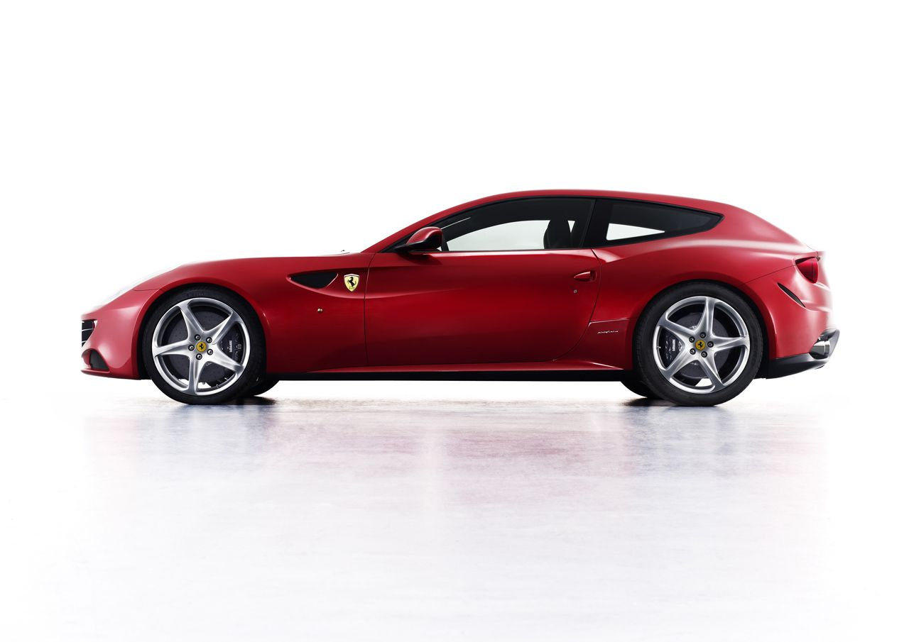 2012 Ferrari FF Great Pictures