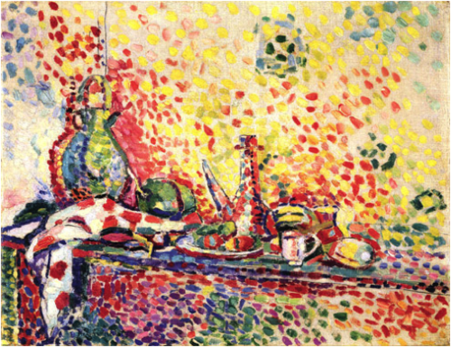 Still Life with Purro 2, 1904 1905