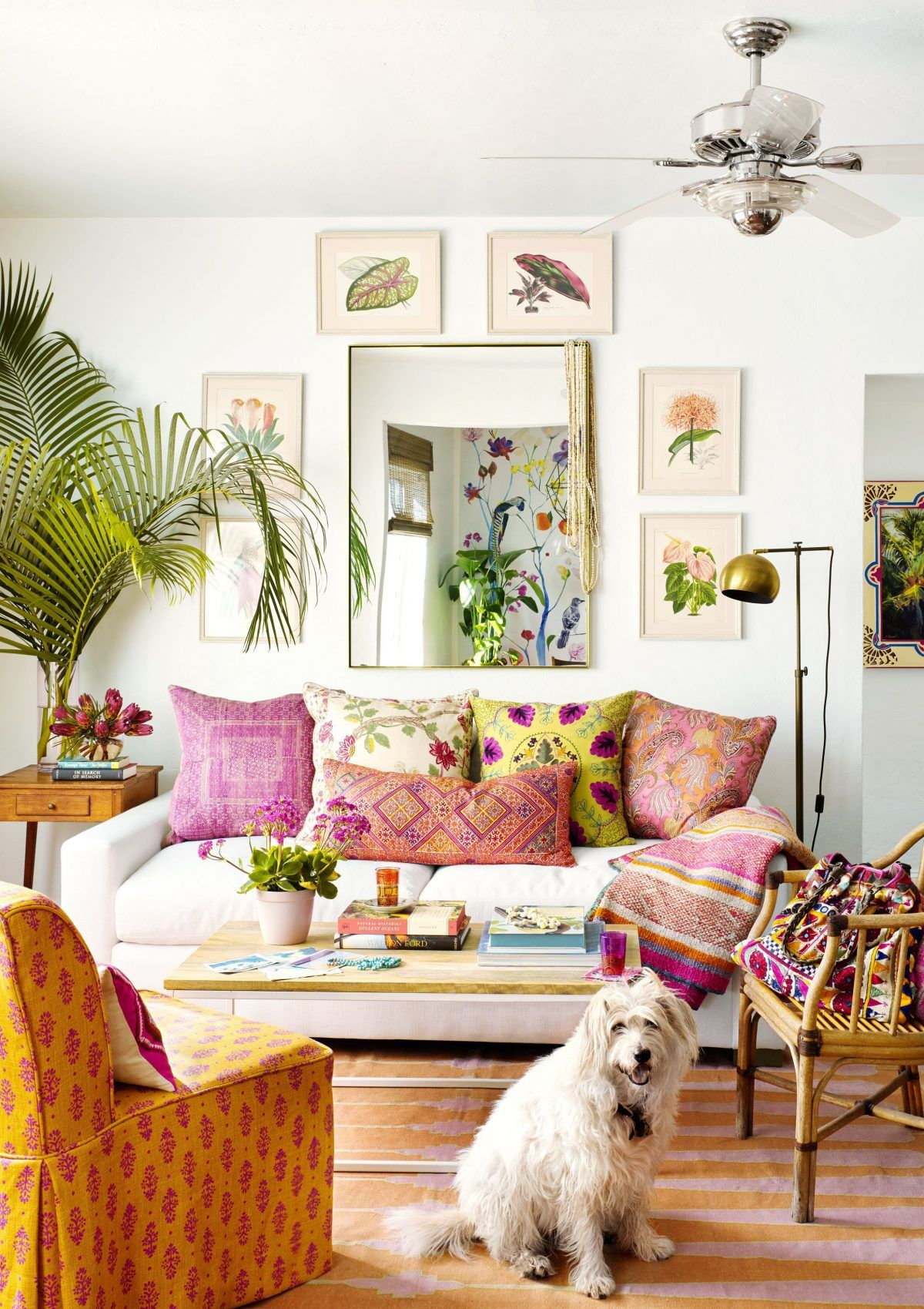 3 tips to create a tasteful bohemian style home boho on beautiful modern black white living room inspired id=11709