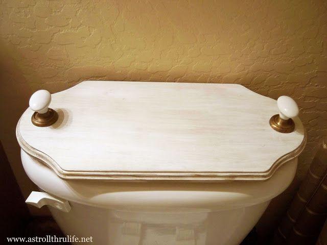 Easy Diy Bathroom Tray A Stroll Thru Life Bathroom Tray Bathroom Redecorating Diy Bathroom